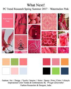 #fashion #art #design #SS17 #pctrendresearch #India #watermelon #pink #textiles #womenswear #mensshirts #festivefashion #sportwear #Indianbride #traditionalfashion #sari #weave #print #kidswear #homedecor #interiors #fabric #cotton #apparel #lifestyle #bespoke #couture #colortrends2017 #fashiontrends2017 #lifestyle