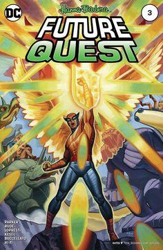 Future Quest (2016) #3 #DC @dccomics #FutureQuest (Cover Artist: Steve Rude) Release Date: 7/27/2016