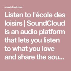 Stream How did you love? by Luc(k) from desktop or your mobile device Playlists, Audio, Let It Be, Followers, Desktop, Platform, Create, Alice, Paris