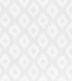 Dena Upholstery Fabric-Avan/Snowdrop