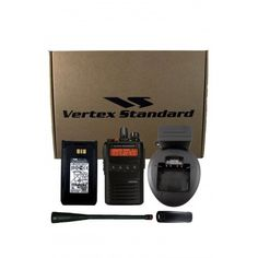 Vertex EVX534G7UNEP BusinessIndustrial DMR DigitalAnalog Portable UHF Universal Radio Package with Display Black >>> Check out the image by visiting the link. #NavigationandElectronics