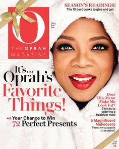 oprahs favorite things dec 2014   77 items from the 2014 Oprah's Favorite Things list in the December ...