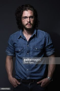 Actor Kit Harington is photographed on July 9th, 2015 in Paris,... News Photo | Getty Images