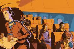"""– (Estevan Silveira/Mundo Estranho)1) """"O aviso de cinto de segurança não é brincadeira"""" Se o sinal acendeu, leve a sério. Comissárias já viram passageiros sofrerem ossos quebrados, amputações e até …"""