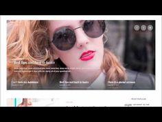 Best Fashion Blog Wordpress Themes 2016 - http://www.wordpress-theme.org/best-fashion-blog-wordpress-themes-2016/