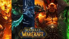 World Of Warcraft All Cinematic Trailers Patch 's Cinematic In-game Cine...