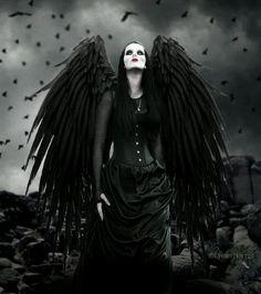 Dark Beauties - Dark beauty http://dark-beauties.tumblr.com/