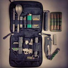 What's in your OP1?  #tripleaughtdesign #usnstagram #tactical #tadjunkies