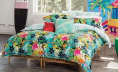 Quilt Cover Sets: How does a colorful Quilt Cover Set adds beauty to...