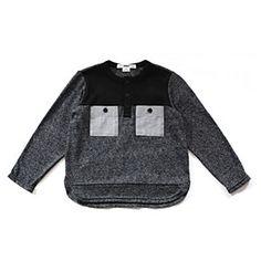 Dinui Black Liam T Shirt