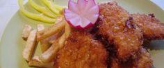 Recept Kuřecí maso v cornflakes Menu, Chicken, Czech Food, Kitchens, Menu Board Design, Cubs