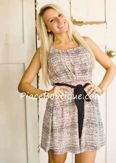 Piace Boutique - Caught My Eye Dress, $35.99 (http://www.piaceboutique.com/caught-my-eye-dress/)