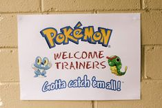 Pokemon party ideas including games, treats, and decorations