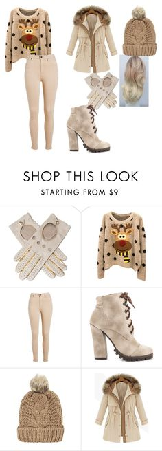"""Untitled #120"" by dina-6969 on Polyvore featuring Michael Antonio and Chicnova Fashion"