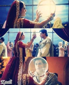 Shahrukh Khan And Kajol, Shah Rukh Khan Movies, Bollywood Quotes, Bollywood Actors, Beautiful Wife, Beautiful Couple, Kuch Kuch Hota Hai, About Time Movie, Film Industry
