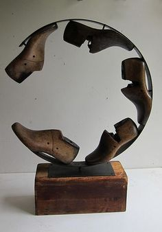 Shoe.lasts.circle -Aaron Kramer