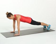 Flat-Belly Challenge Day 18   POPSUGAR Fitness