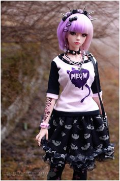 Pastel goth outfit II by sherimi on DeviantArt
