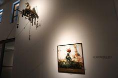 "José Luis Serzo #Exposición ""Teatrorum"" #DoumusArtium2002 #Salamanca #Arte #Art #ContemporaryArt #Arterecord 2016 https://twitter.com/arterecord"