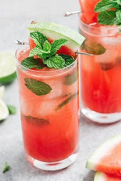 Cocktail Stock Photos by CAMERON WHITMAN [Royalty-Free Stock Photos] Bramble Cocktail, Watermelon Mojito, Moscow Mule Mugs, Rum, Cantaloupe, Frozen, Cocktails, Mint, The Unit
