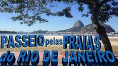 TV LEBLON - PASSEIO PELAS PRAIAS DO RIO DE JANEIRO - Um dos motivos pelos quais a cidade maravilhosa é conhecida é a sua beleza natural. Convidamos você a fazer uma linda viagem pela orla carioca da zona sul.