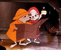 Bernard et Bianca #Disney