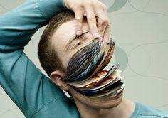 Y si tu cara fuera una revista?
