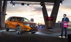 #carrosoknoticias La nueva Nissan Rogue 2017 es la última adición.
