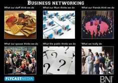 BNI, Business networking,BNI explained, BNI Watford, BNI London