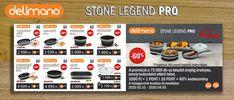 Delimano Stone Legend Pro konyhai edények a Prímában kedvezményes áron Stone, Rock, Stones, Batu