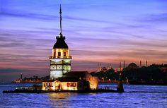 Kız Kulesi. / İstanbul,.
