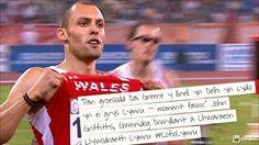 John Griffiths, Gweinidog Diwylliant a Chwaraeon Llywodraeth Cymru #CofioCymru