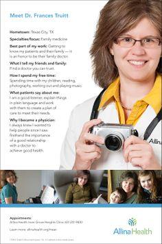 42 Best Meet your Allina Health doctor images | Allina ...