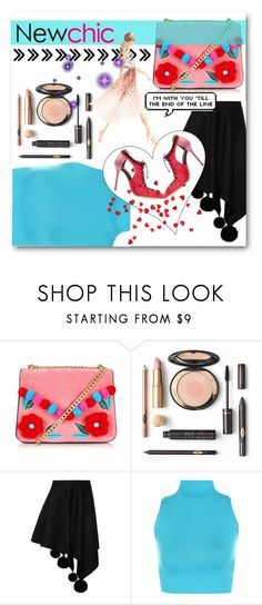 """""""New Chic"""" by aquarian-antics ❤ liked on Polyvore featuring Marni, WearAll and Malone Souliers"""