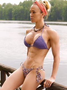 "onlyfemalebodybuilders: ""Stunning www.OnlyRippedGirls.com """