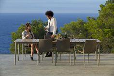 CORE Dining meble tarasowe Cane-line