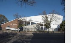 Hall for Afrikaanse Hoër Meisieskool Pretoria Pretoria, Brutalist, Architects, Concrete, Public, Vacation, Building, Books, Vacations