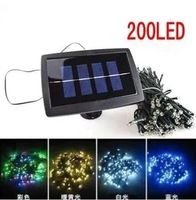 High Power ! 22M 200 Solar led string for garden outdoor solar led light IP67 , lights & lighting solar , rope light solar