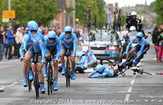 2014 Giro d'Italia Stage 1 TTT Photos | www.cyclingfans.com