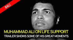 Muhammad Ali on life support: 'I Am Ali' trailer shows some of his greatest moments Muhammad Ali, Boxing Records, The End Is Near, People News, In This Moment, Icons, Life, Culture, Image