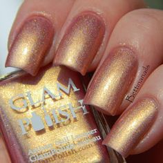 Bettina Nails: Broadway Collection by Glam Polish