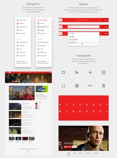 Redesign concepts for popular websites #1 — Muzli -Design Inspiration — Medium