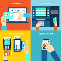 23 best atm ui images on pinterest app design flat design and buy payment methods by on graphicriver business and buy flat design and money credit card cash mobile app and atm terminal malvernweather Choice Image