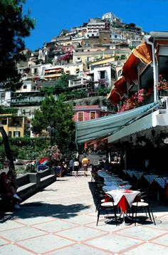 Positano! LOVE LOVE LOVE. We had lunch at this very restaurant =)