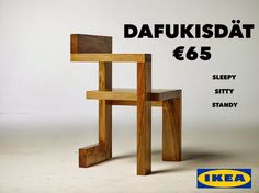 Funny IKEA DAFUKISDAT