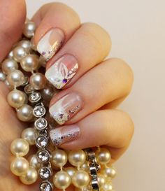 Goodly Nails: Valkoinen vinoranskis