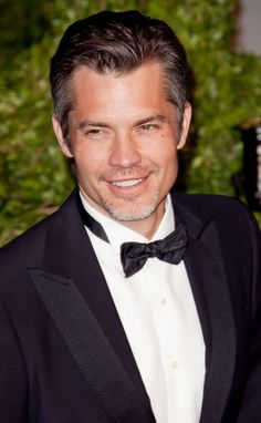 ... Tim Olyphant. That smile though.