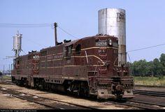 RailPictures.Net Photo: CRIP 1204 Chicago, Rock Island & Pacific (Rock Island) EMD GP7 at Little Rock, Arkansas by Bob Krone