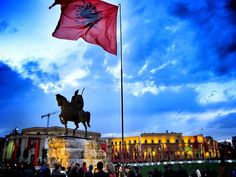 Tirana Albania HD Wallpaper