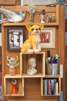 Oficina Gezo Marques Art Gallery, Floating Shelves, Bookcase, Interior Design, Inspiration, Home Decor, Offices, Art, Lisbon
